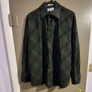 Eighty eight large charcoal shirt